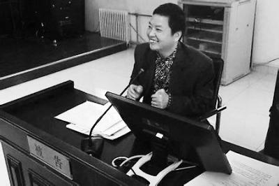 宋祖德遭李连杰起诉亲自到庭称文章非自己所写(图)