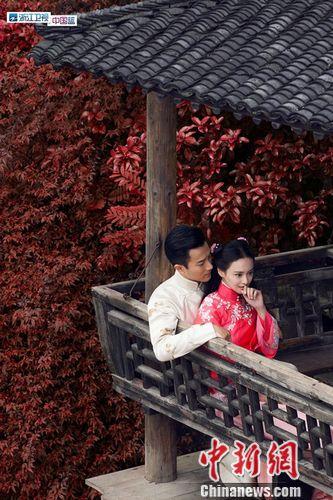 《抓住彩虹的男人》将播刘恺威或参与夫妻真人秀