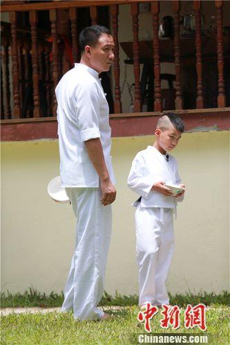 《爸爸3》胡军儿子为爸爸点赞:从没见过这么优秀的