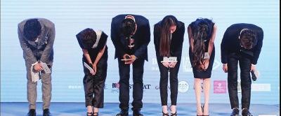 """天津爆炸事故""""头七""""众星哀悼成龙粉丝凑捐103万"""
