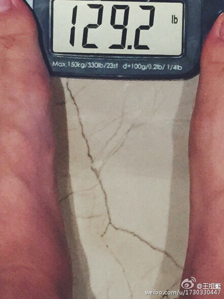 王祖蓝自曝身高162厘米体重117斤称双下巴严重
