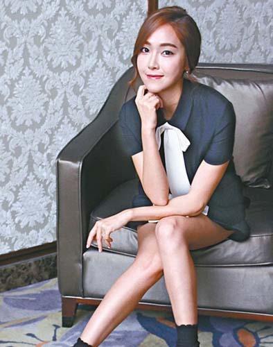 韩国再曝卖淫风波少女时代前成员Jessica中枪