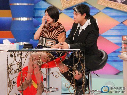 """【爆料】小S称""""安钧璨生病我都不知"""" 蔡康永回应哭成一片"""