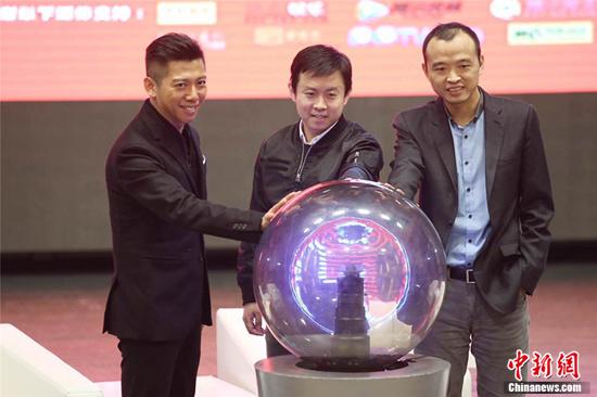 [明星爆料]第三届中国音乐产业大会开幕 胡海泉出席助阵