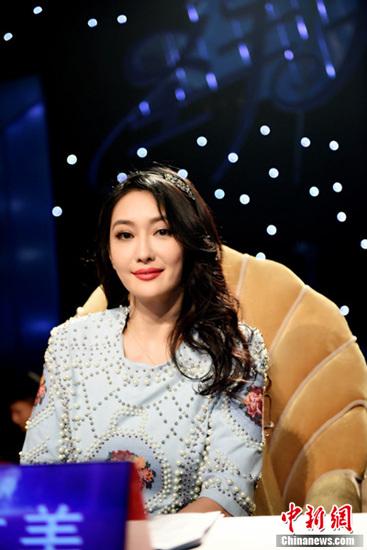 [明星爆料]孟广美加盟《圣手天裁》 与设计师组时尚导师阵容