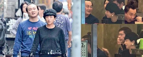 [明星爆料]陈奕迅带老婆兜风吃鱼蛋粉过冬至 与路人热聊(图)