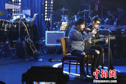 [明星爆料]《唱游天下》华晨宇弃美国乐队 欲与方大同单独合作