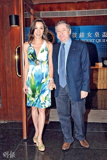 [明星爆料]杨紫琼确认明年与未婚夫结婚:发现对方的重要性