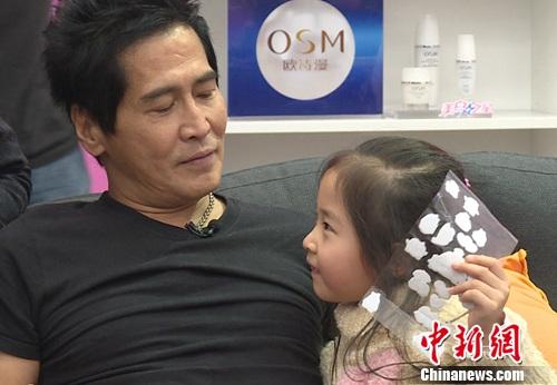[明星爆料]齐秦女儿《中国之星》首曝光 孙楠再次挑战经典