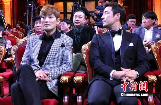[明星爆料]韩星安七炫或登春晚反串中国戏曲 平安已向剧组递歌