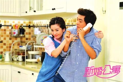 """[热点新闻]""""小燕子""""李晟:被父母催生 还没做好准备(图)"""