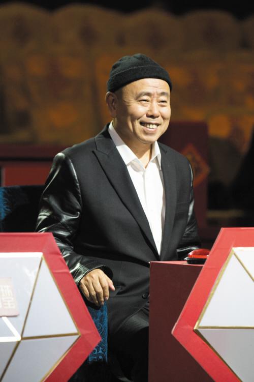 """[热点新闻]潘长江称曾被央视春晚\""""伤害\"""":临近直播节目被毙"""