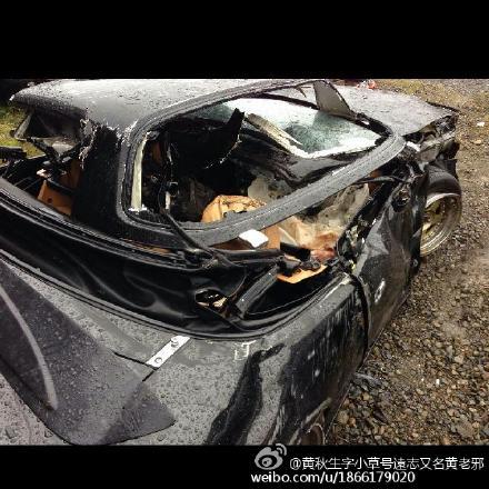 [热点新闻]黄秋生称儿子出车祸:撞到这样都生还,很感恩(图)