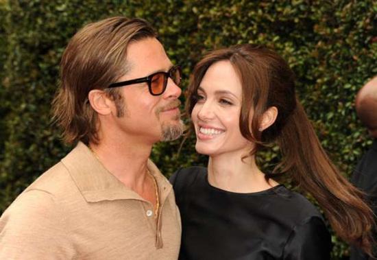 朱莉与皮特已分居一年?知情人曝将宣布离婚