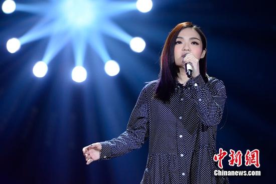 [热点新闻]《歌手4》徐佳莹称欣赏苏运莹:她是另一个我(图)