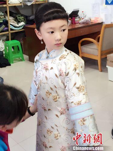 《寂寞空庭春欲晚》2月开播童星葛莉莎引关注