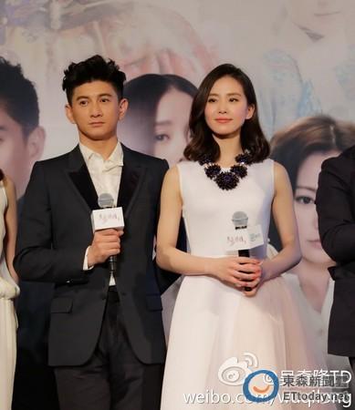 刘诗诗被追问婚礼日期暧昧回答:到时候就知道了