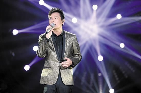 张信哲登《我是歌手》献唱声音沙哑破音不断