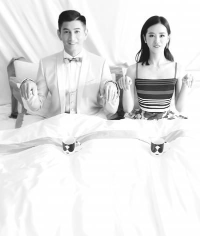 [热点新闻]吴奇隆与刘诗诗甜蜜拍婚纱照:婚礼时间地点已定
