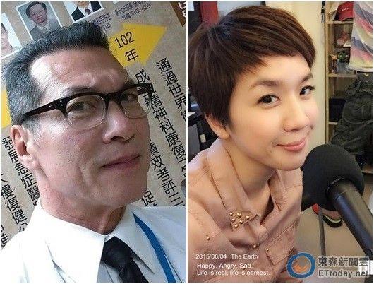 [热点新闻]台湾男星黄仲昆与两女子激吻 老婆:嘴闭紧一点(图)