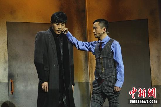 [热点新闻]秦昊加盟《欢乐喜剧人2》 伊能静挺孕肚力挺(图)