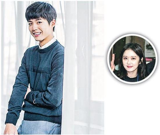 [热点新闻]韩星朴宝剑否认与张娜拉绯闻:关系如姐弟(图)