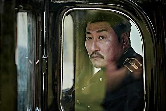 [热点新闻]宋康昊主演《密探》将杀青 国民影帝新作受期待