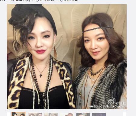 [热点新闻]阿雅与小S同看麦当娜演唱会 打扮性感狂野(图)