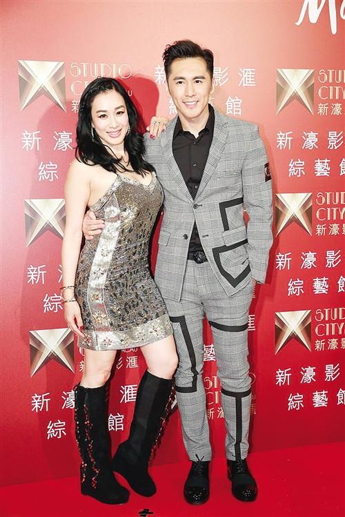钟丽缇称与旧爱郭富城拍戏不尴尬:盼他幸福美满