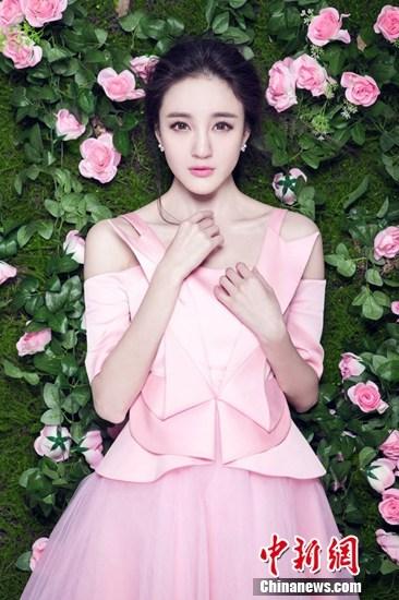[热点新闻]刘雨欣最新写真曝光 将登央视元宵晚会舞台(图)