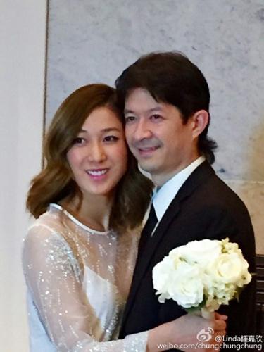 [热点新闻]钟嘉欣承认已结婚 将在加拿大补办婚宴(图)