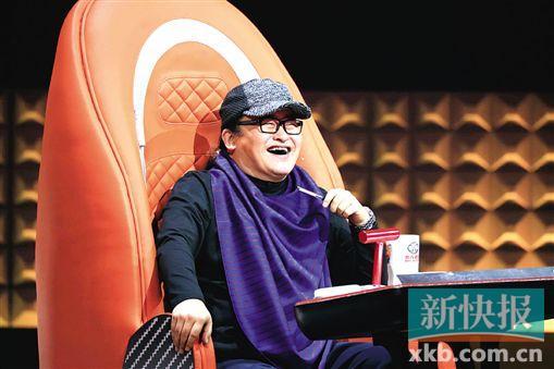 """[热点新闻]刘欢变身""""幽默担当"""" 搞笑称""""吓死宝宝了""""(图)"""