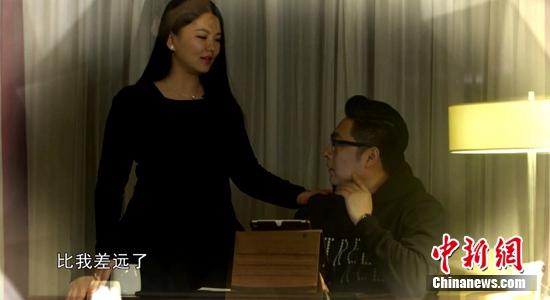 [热点新闻]王岳伦为新片选角 李湘插手点评力荐贾玲(图)