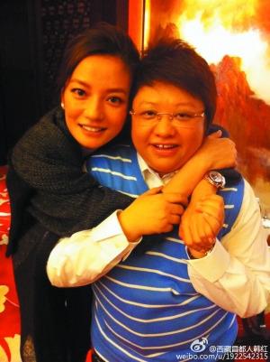 [热点新闻]半个娱乐圈庆祝赵薇生日 范冰冰晒合影破不和传言