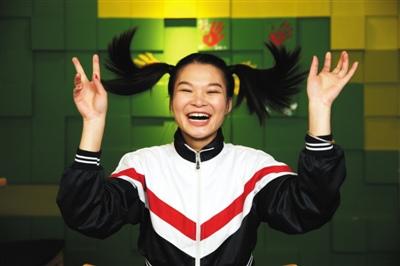 [热点新闻]苏运莹:曾经喜欢一个男生四年(图)