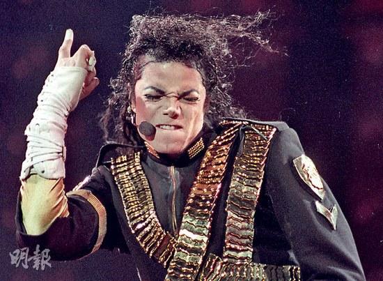 [热点新闻]迈克尔·杰克逊生前故事或将被拍成动画片(图)