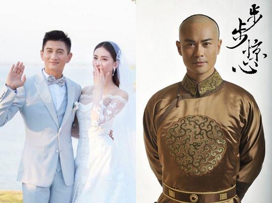[热点新闻]未受邀参加吴奇隆婚礼 郑嘉颖:可能他们知道我懒