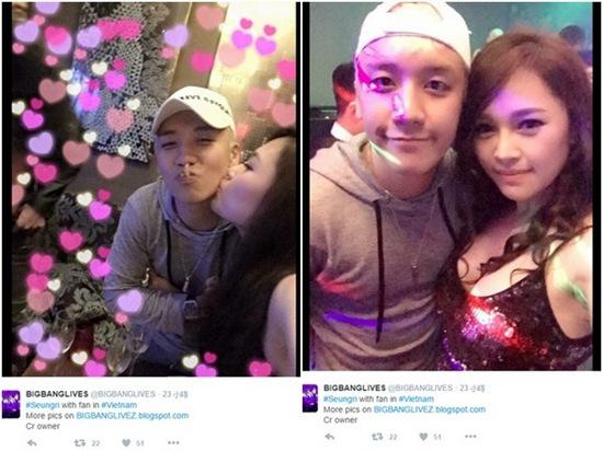 BIGBANG胜利力挺好友获赠公寓女粉丝向其献吻(图)