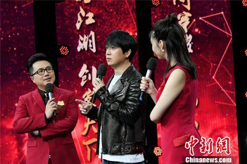 """北京卫视新节目发布潘粤明透露""""摇滚情结""""(图)"""