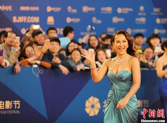 41岁李玟想做妈妈舞台上急征生子秘方(图)