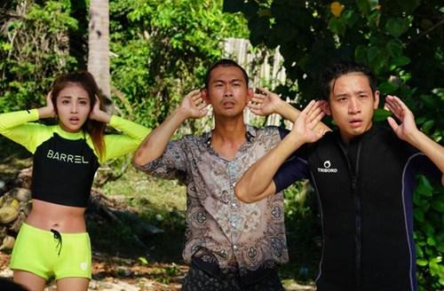 电影《深海异种》预告片曝光取景于普吉岛