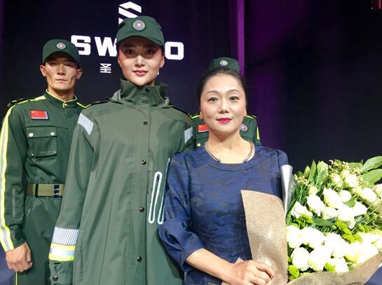 """2016MTI世界旅游小姐""荣登中国国际时装周"