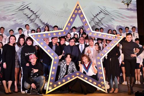 《明星的诞生》即日将在爱奇艺首播郭京飞等任导师