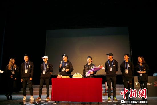 街舞足迹周年庆系列活动在北京举行