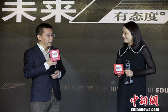 演员朱媛媛获金翼奖称对孩子的教育有独到观点