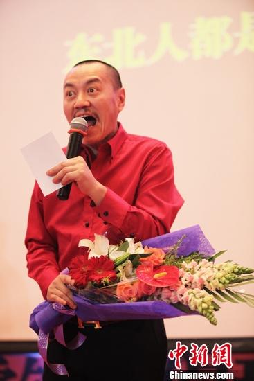 雪村将自导自演电影版《东北人都是活雷锋》