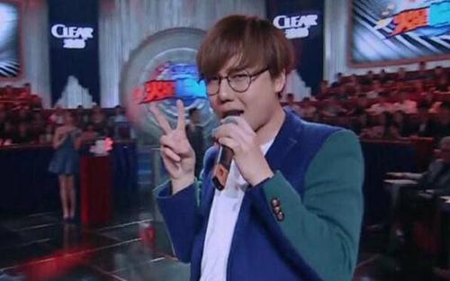 汪涵推荐刘维:他在舞台上的感染力非常强