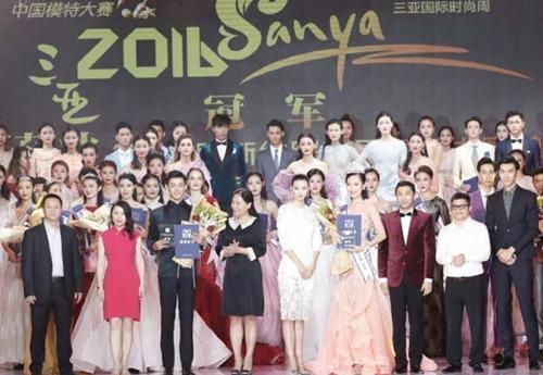 """新丝路中国模特大赛""""美丽之冠""""超模冠军出炉"""