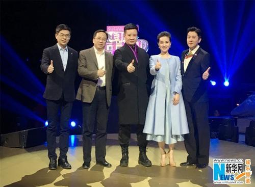 《耳畔中国》打造时尚中国风苗寨歌王亮相