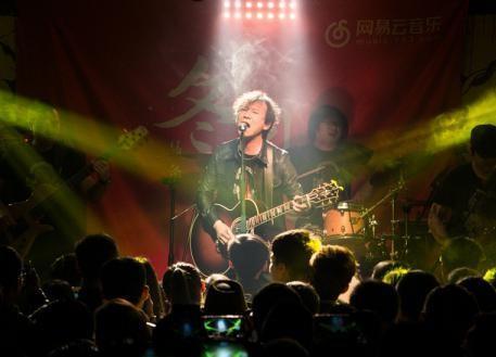 赵雷专辑《无法长大》网易云音乐销量破20万